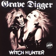GRAVE DIGGER / Witch Hunter (collector's item)