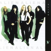 ALIEN (Swden) / Alien (3rd album)
