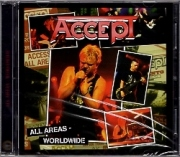 ACCEPT (Germany) / All Areas - Worldwide (2014 remastered 2CD)