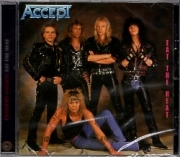 ACCEPT (Germany) / Eat The Heat + 1 (2014 remastered)