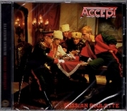 ACCEPT (Germany) / Russian Roulette + 3 (2014 remastered)