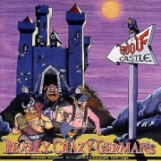ADOLF CASTLE(Russia) / Really Crazy Germans + 1 (original MetalAgen edition)