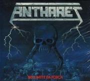ANTHARES (Brazil) / No Limite Da Forca (2016 reissue)