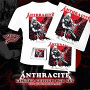 ANTHRACITE (France) / Plus Precieux Que L'or (Limited box set)