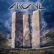 ARCANE (US) / Worlds Colliding (2CD)