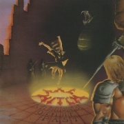 AXE WITCH (Sweden) / Visions Of The Past + 7 (2019 reissue)