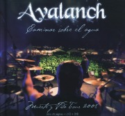 AVALANCH (Spain) / Caminar Sobre El Agua (2CD+DVD)