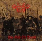 CLENCHED FIST (Brazil) / The Gift Of Death (with Patch)