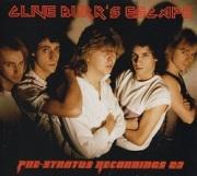 CLIVE BURR'S ESCAPE (UK) / Pre-Stratus Recordings 83 (collector's item)