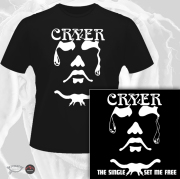 CRYER (UK) & FORCE (UK) / The Single & Set Me Free (Limited edition with T-Shirt)