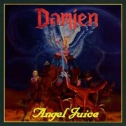 DAMIEN (US) / Angel Juice (CD+DVD)