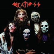 DEATH SS (Italy) / Heavy Demons (2017 reissue)