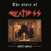 DEATH SS (Italy) / The Story Of Death SS 1977-1984 + The Horned God Of The Witches (2CD)