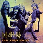 DEF LEPPARD (UK) / First Strikes 1978-1979
