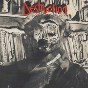 DESTRUCTION (Germany) / Destruction (collector's item)