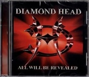 DIAMOND HEAD (UK) / All Will Be Revealed (2016 reissue)