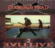 DIAMOND HEAD (UK) / Evil Live (2017 reissue)