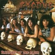 EXODUS (US) / Pleasures Of The Flesh + 4 (Brazil edition)