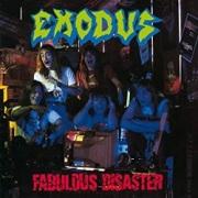 EXODUS (US) / Fabulous Disaster + 4 (Brazil edition)