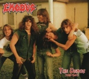 EXODUS (US) / The Demos (1982-1984) (collector's item)