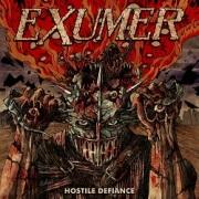 EXUMER (Germany) / Hostile Defiance + 2 (Limited edition digipak)