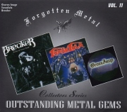 V.A. / Forgotten Metal - Outstanding Metal Gems Vol. 11