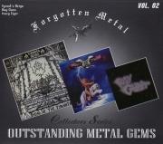 V.A. / Forgotten Metal - Outstanding Metal Gems Vol. 02