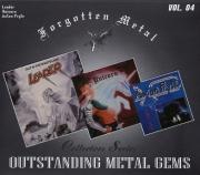 V.A. / Forgotten Metal - Outstanding Metal Gems Vol. 04