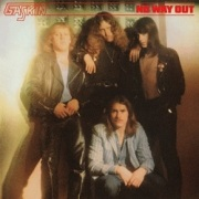 GASKIN (UK) / No Way Out + 6 (Brazil edition)