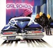 GIRLSCHOOL (UK) / Hit And Run + 4 (2017 reissue)