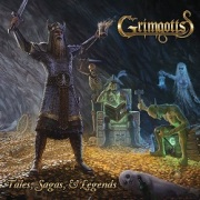 GRIMGOTTS (UK) / Tales, Sagas & Legends