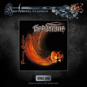 HEADSTONE (Germany) / Burning Ambition + 2