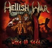 HELLISH WAR (Brazil) / Wine Of Gods