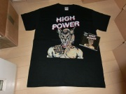 HIGH POWER (France) / High Power (2015 reissue with T-Shirt)