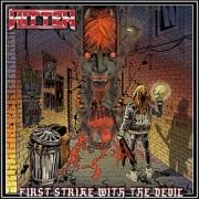 HITTEN (Spain) / First Strike With The Devil (2019 reissue)