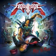 HOLYCIDE (Spain) / Fist To Face