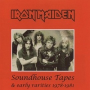 IRON MAIDEN (UK) / Soundhouse Tapes & Early Rarities 1978-1981 (collector's item)