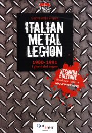 ITALIAN METAL LEGION 1980-1991 (Book)