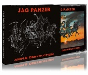 JAG PANZER (US) / Ample Destruction + 1 (2019 reissue)