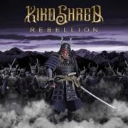 KIKO SHRED (Brazil) / Rebellion