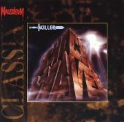 KILLER (Belgium) / Shock Waves (Mausoleum Classix)