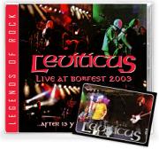 LEVITICUS (Sweden) / Live At Bobfest 2003 (2021 reissue)