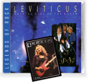 LEVITICUS (Sweden) / Setting Fire To The Earth (2021 reissue)