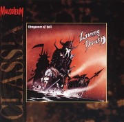 LIVING DEATH (Germany) / Vengeance Of Hell (Mausoleum Classix)