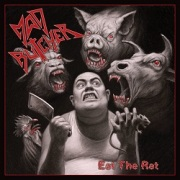 MAD BUTCHER (Germany) / Eat The Rat (Demo 1983)