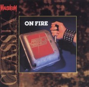 MAGGIE'S MADNESS (Germany) / On Fire (Mausoleum Classix)