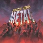 MANILLA ROAD (US) / Metal (2013 reissue)