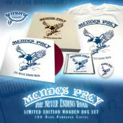 MENDES PREY(UK) / The Never Ending Road (Limited Deluxe Wooden Box Set)