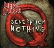 METAL CHURCH (US) / Generation Nothing