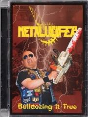 METALUCIFER(Japan) / Bulldozing It True CD+DVD (Special set with T-Shirt)